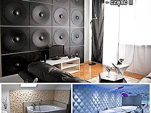 Panele ścienne 3D Loft Design System - cz. 2 - Wzory 8-16