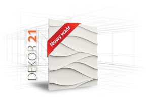 Panel ścienny 3D - Loft Design System - Dekor 21 - zdjęcie od DecoMania.pl