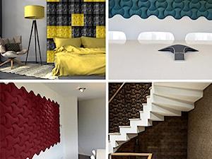 Ściany korkowe, które izolują, wyciszają i zdobią jak nigdy - panele 3D Muratto