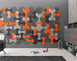 Panel Fluffo - Bounce - zdjęcie od DecoMania.pl