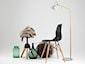 Lampa podłogowa - CustomForm - Gwen Floor srebrny - zdjęcie od DecoMania.pl