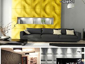 Panele ścienne 3D Loft Design System - cz. 1 - wzory 1 - 7