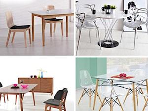 Stoły i krzesła Quadre