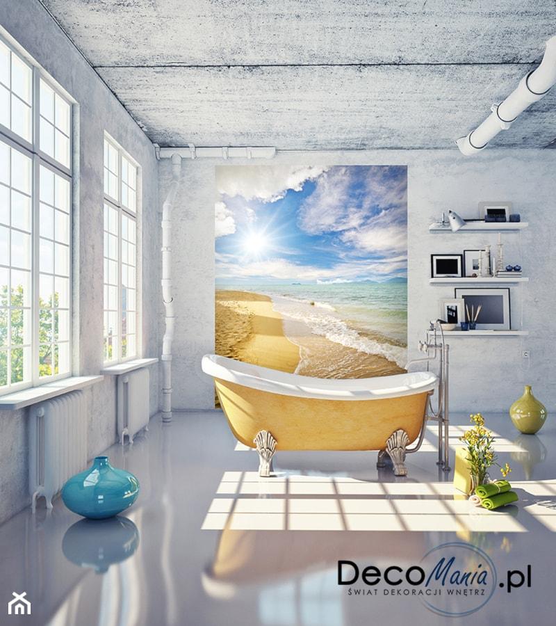 Fototapety ścienne – galeria inspiracji - Łazienka - zdjęcie od DecoMania.pl