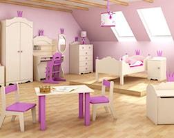 Zestaw mebli - BabyBest - Princessa - zdjęcie od DecoMania.pl