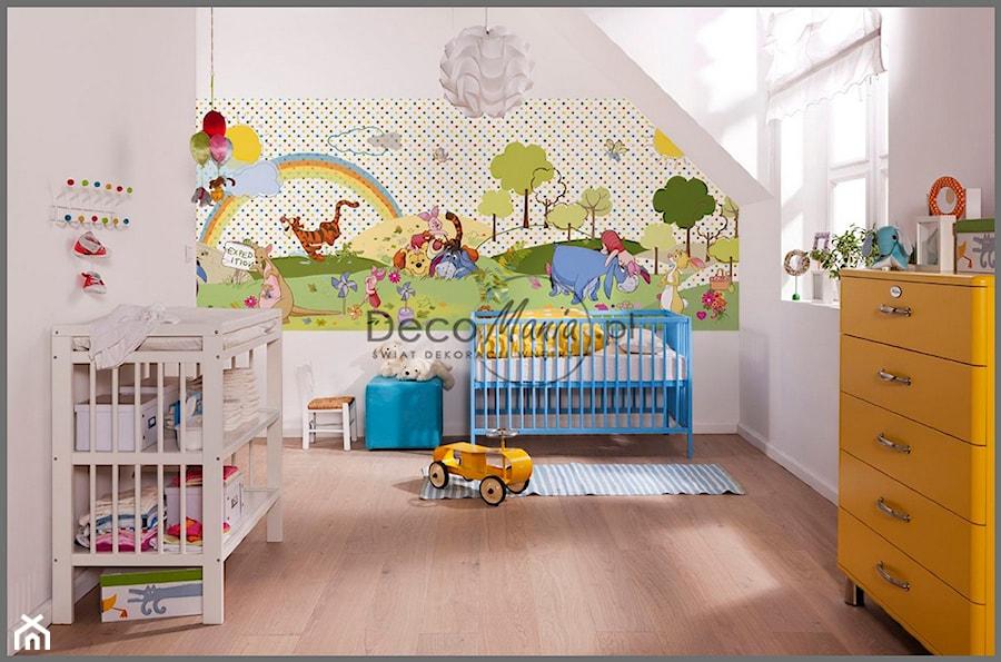 fototapeta dla dzieci disney kubu puchatek zdj cie od homebook. Black Bedroom Furniture Sets. Home Design Ideas