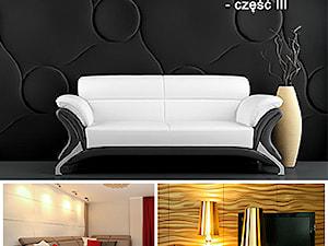 Panele ścienne 3D Loft Design System - cz. 3 - wzory 17 - 30