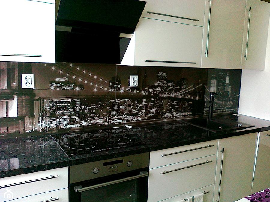 Szkło Hartowane Do Kuchni Zdjęcie Od Decomaniapl Homebook