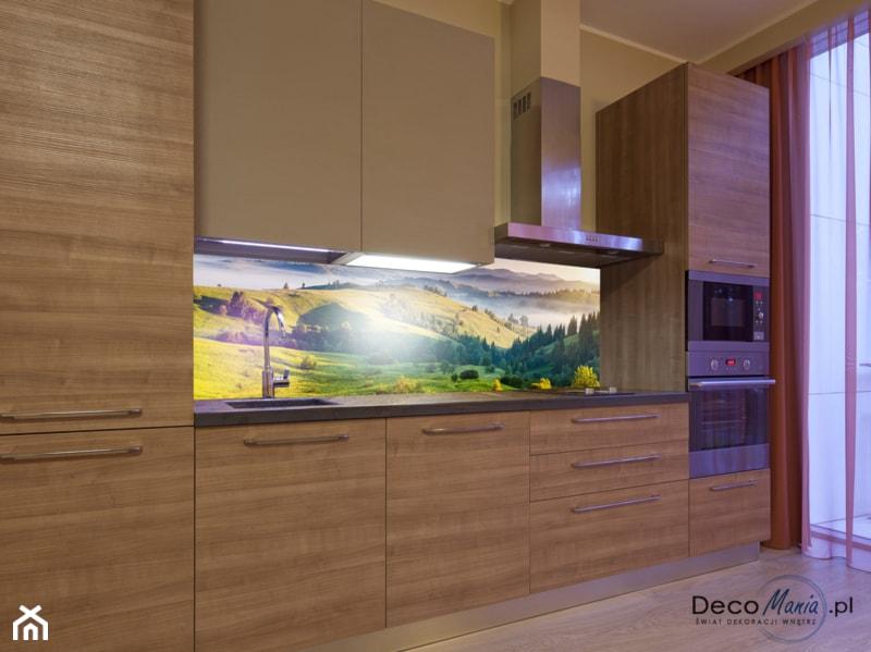 Fototapety I Panele Do Kuchni Ideabook Użytkownika Decomaniapl