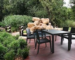 Krzesło - Siesta - Ibiza - antracytowe - zdjęcie od DecoMania.pl