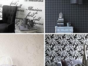 Tapeta Eijffinger - Black&White