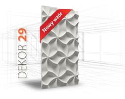 Panel ścienny 3D - Loft Design System - Dekor 29 - zdjęcie od DecoMania.pl