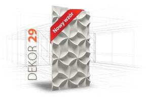 Panele ścienne 3D 3
