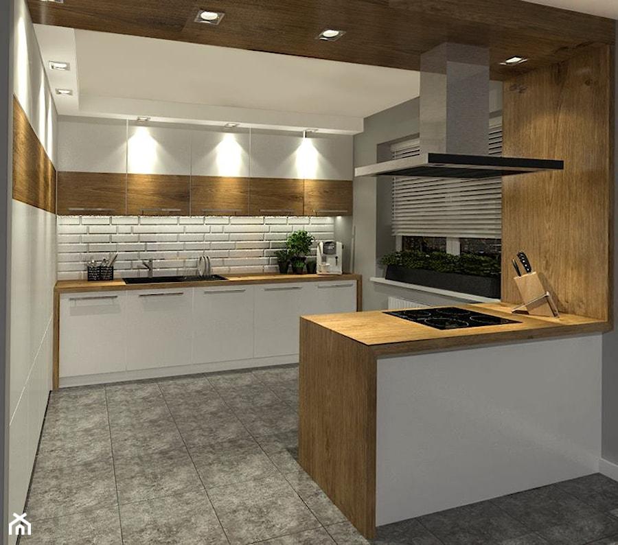 Kuchnia, projekt Cat Inside Projektowanie Wnętrz  zdjęcie od Cat Inside Proj