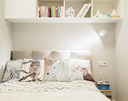 projekt sypialni GACKOWSKA DESIGN - zdjęcie od GACKOWSKA DESIGN - Homebook