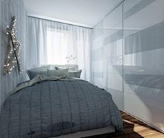 Sypialnia styl Nowoczesny - zdjęcie od Ashe Design