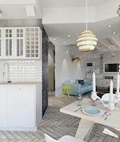 Kuchnia styl Skandynawski - zdjęcie od Ashe Design