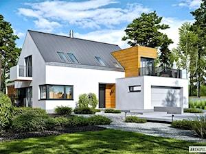 Projekt domu Nils II G2 ENERGO PLUS