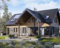Projekt+domu+Nikolas+G1+%E2%80%93+wizualizacja+ogrodowa+-+zdj%C4%99cie+od+ARCHIPELAG+Pracownia+Projektowa