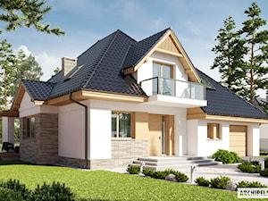 Projekt domu Amira G1