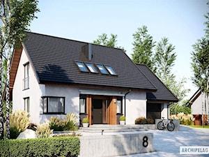 Projekt domu Mini 8 G1