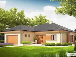 Projekt domu Eris G2 (wersja C)
