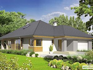 Projekt  domu Glen III G2