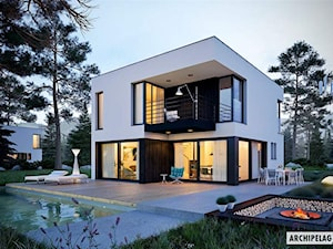 Projekt domu EX 2 ENERGO PLUS
