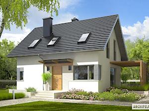 Projekt domu Lea (wersja A)