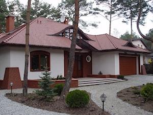 Projekt domu Seweryna G2 - tradycyjnie i z charakterem
