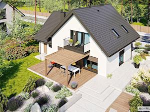 Projekt domu Mini 8 w. II G1