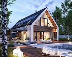 EX 19 G2 ENERGO PLUS - zdjęcie od ARCHIPELAG Pracownia Projektowa - Homebook