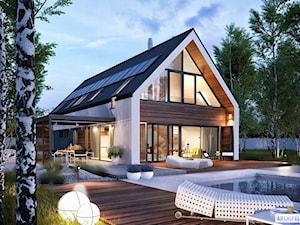 6 domów energooszczędnych dla każdego – zobacz nowoczesne i ekologiczne projekty!