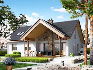 7 domów do 100 m2, które można wybudować w cenie mieszkania