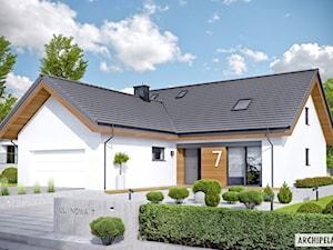 Projekt domu Simon II G2