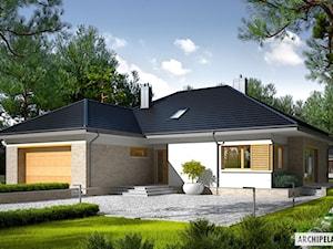 Projekt domu Marcel IV G2
