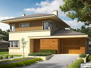Projekt domu Rodrigo III G1