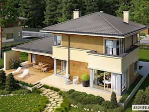 Projekt domu Rodrigo G2 - zdjęcie od ARCHIPELAG Pracownia Projektowa