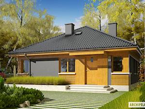 Projekt domu Anabela
