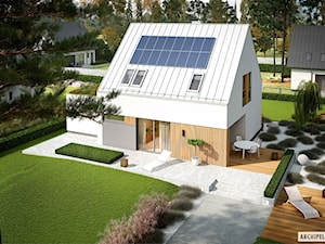Projekt domu Mini 5 G1 PLUS