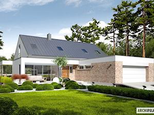 Projekt domu Magnus G2 ENERGO PLUS