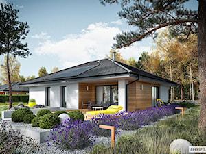 Projekt domu Mini 4 PLUS