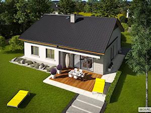 Projekt domu Mini 11