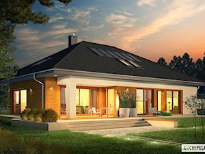 Wybieramy dom. Projekty domów w różnych stylach do 150m2
