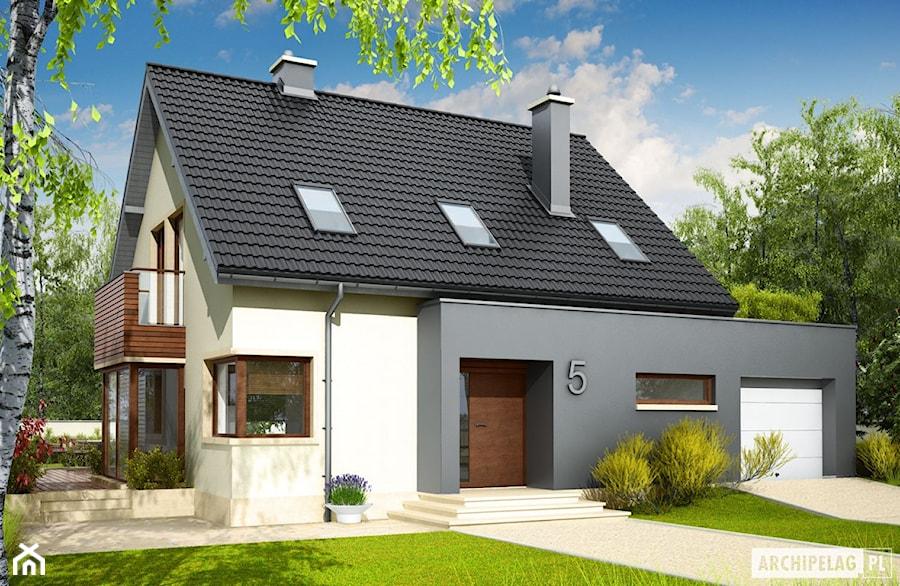 ile kosztuje projekt tego domu ?? jest świetny D