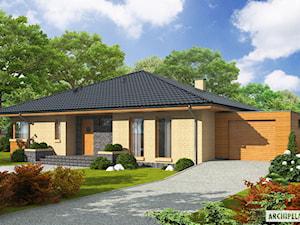 Projekt domu Antonio G1