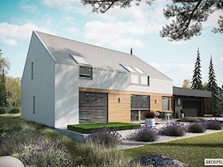 Projekt domu EX 18 G2 ENERGO PLUS