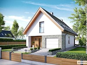 Projekt domu Elias G1