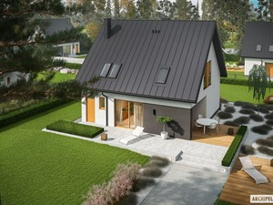 Projekt domu Mini 5