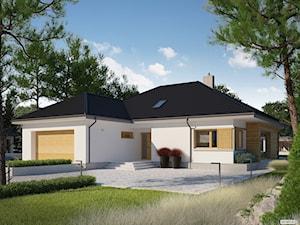 Projekt domu Marcel III G2 ENERGO PLUS